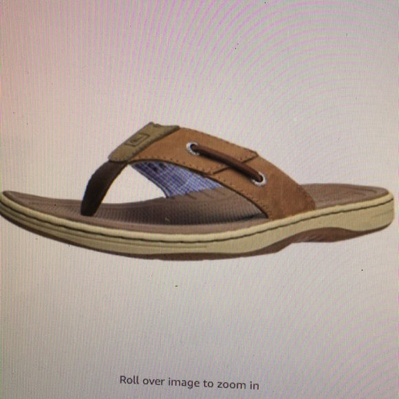b4d4e8508fc Sperry Baitfish Thong Sandal Sonora
